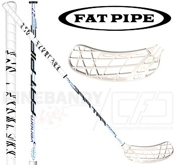FAT PIPE Venom 27 Oval Bone