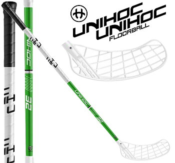UNIHOC Player SQL 32 green