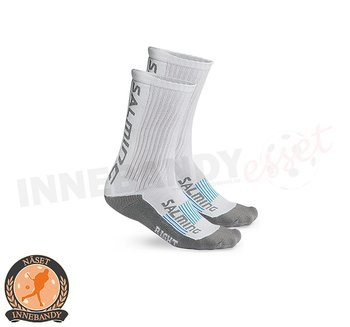 Näset IBF - Salming Advanced Indoor Socks Short - White