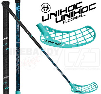 UNIHOC Epic Carbskin Feather Light 29 Ice Turquoise