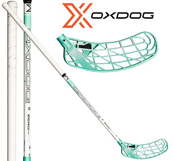 OXDOG Zero HES 27 Mint Green