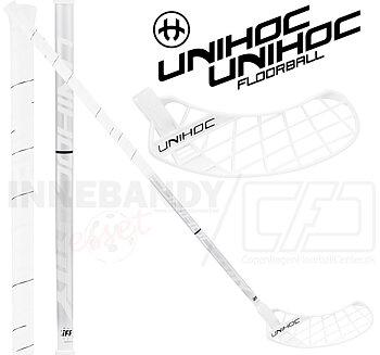 UNIHOC Unity Curve 3.0º STL 26 white/silver