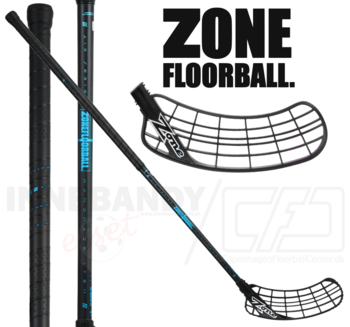 Zone Zuper Air Superlight 28 black/blue
