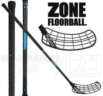 Zone Zuper Air Superlight 28 black/blue