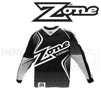 Zone Icon Mega målvaktströja black/white