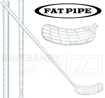 FAT PIPE Raw Concept Bow 28 Pwr