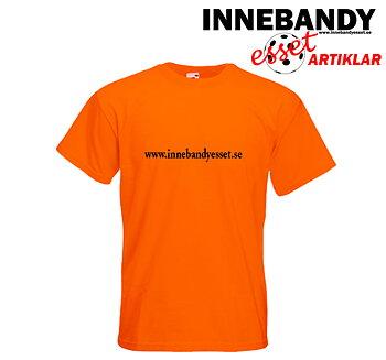 Innebandyesset Functionströja - Innebandyesset.se - orange
