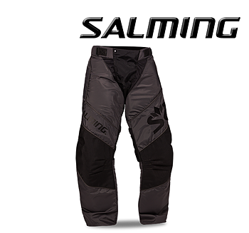 Salming Legend Goalie Pants asphalt/grey