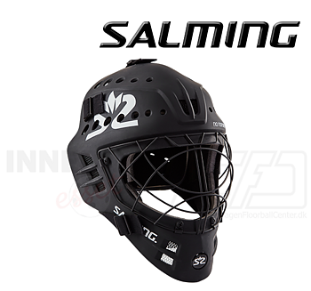 Salming Elite Helmet Phoenix black