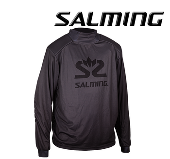 Salming Legend Goalie Jersey asphalt/grey