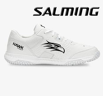 Salming Hawk Court Shoe Junior white