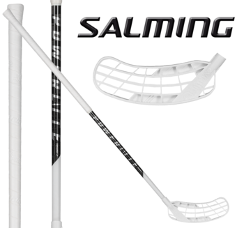 SALMING Raven Powerlite Tipcurve 2º 27 white/black
