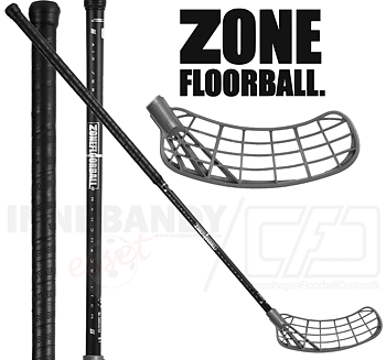 Zone Maker Air Superlight 26 black/silver (PC)