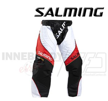 Salming Cross Goalie Pants - Red