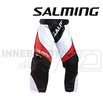 Salming Cross Goalie Pants - Red