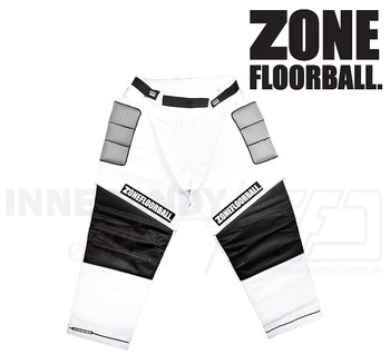 Zone Monster Goalie Pants white/black