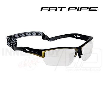 Fat Pipe Protective Eyewear Set JR black/gold