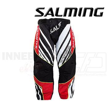 Salming Goalie Pants Travis - Red