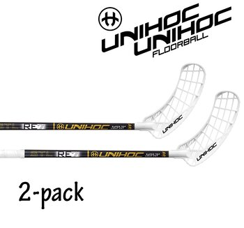 UNIHOC Epic Super Top Light 27 RE7 black 2-pack