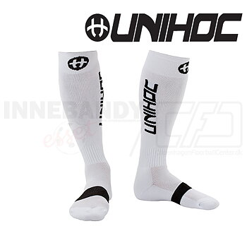 Unihoc Sock Badge - White