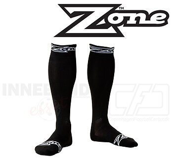 Zone Sock Stripe - Black