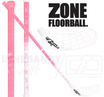 Zone Monstr Air Superlight 26 hot pink/white kan fås med Zuper (PE)