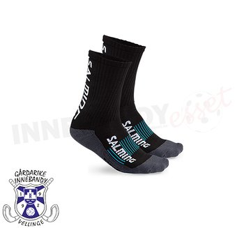 Gårdarike IBK - Salming Advanced Indoor Socks Short - Black