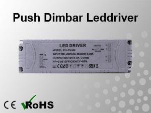 Push Dimbar Leddriver/Nätdel 230VAC/12VDC 60W