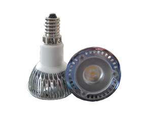 LED Spotlight 1x3W E14 JDR Varmvit