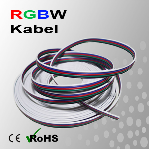 RGBW Kabel