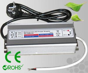 Leddriver/Nätdel 230VAC/24VDC 120W IP67