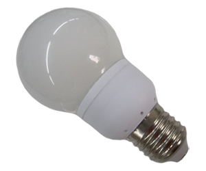 Ledlampa E27 6W Matt Varmvit
