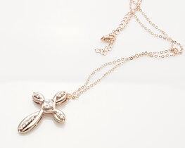 Halsband i kors