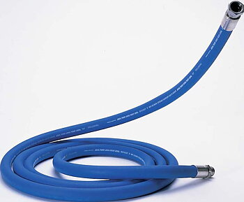 Hose pieceTK19, blue/white (95 °C) (5,2 m)