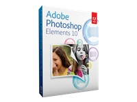 ADOBE Photoshop Elements 10 Windows Retail Mini Box (SE)