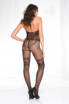 Halterneck Bodystocking