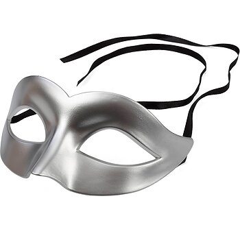 Mask - Silver Female