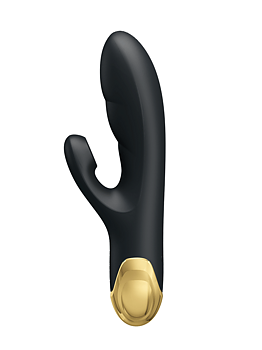 Rabbit Vibrator med Sug o pulsfunktion