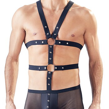 Underwear with Harness - Men