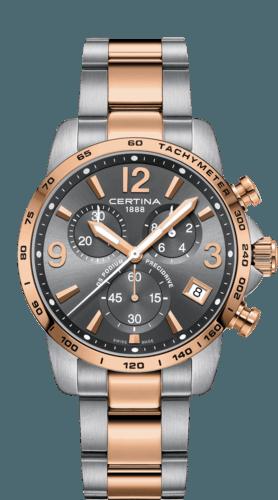 Certina DS Podium Chronograph 1/10 sec