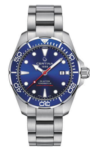 Certina DS Action Diver Powermatic 80