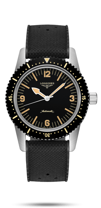 Longines Heritage The Longines Skin Diver Watch