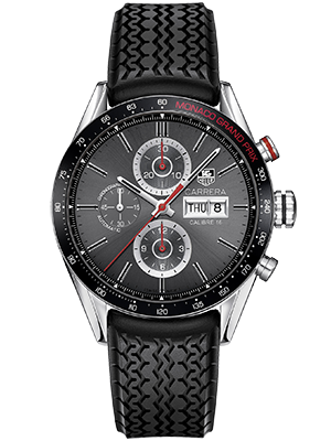 Carrera Chronograph Day-Date
