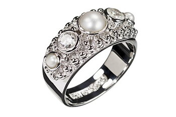 Ring KumKum Love Story silver