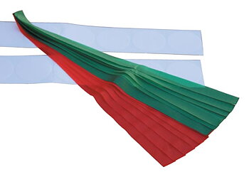 AIR FLOW TELS, RED / GREEN