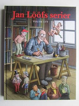 Felix Jan Lööfs serier Volym 1 inbunden