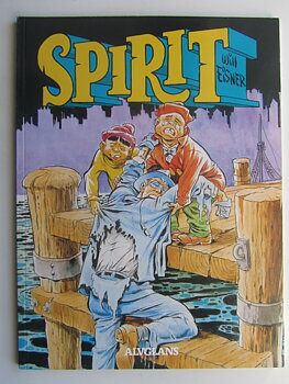 Spirit 07 av Will Eisner