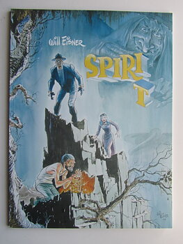 Spirit 09 av Will Eisner
