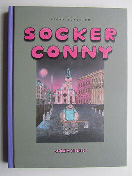 Pirinen Joakim Stora boken om Socker-Conny 2:a uppl.