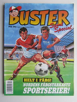 Buster Sport special 1992